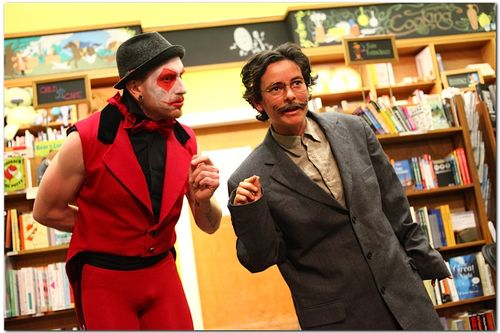 Literary-Clown-Foolery-1-The-Booksmith-Haight