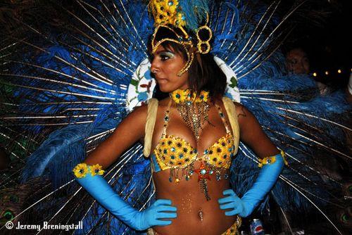 Brazilianpartysambadancer